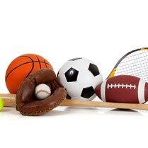 Sports and Equipment